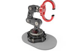GrabCad4M Robot Arm