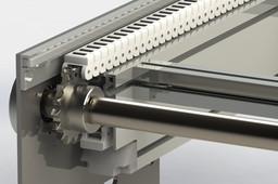FREE FLOW TOP CHAIN CONVEYOR[FTC40]