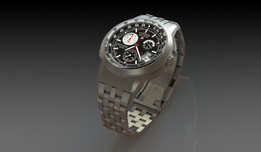 Citizen Chrono-Time AT Chronograph Eco-Drive Watch BY0000-56E