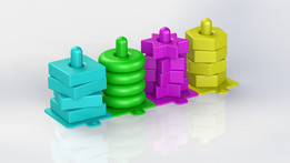 3DP Fundamental stage for kids
