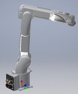 Nachi Robotics - MZ03EL 6-axis Industrial Robot