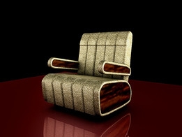 ARM CHAIR JOSE BARBOSA STYLE