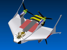 Bee Quadcopter
