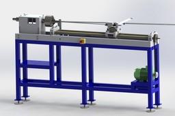 Palacita Rifler Machine Part
