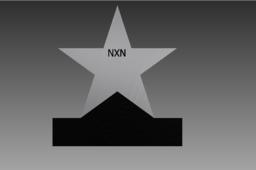 Nike Cross Nationals Trophy