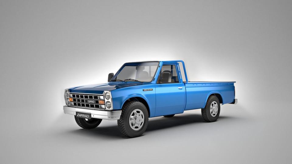 Nissan truck models
