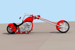 Motorcycle project in university
