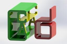 Logo Grabcad design by AQ