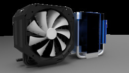 Phanteks extreme edition CPU cooler idea