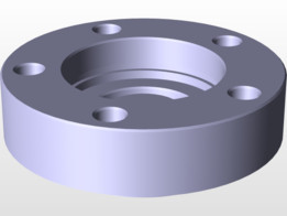 MAIN CYLINDRICAL PART