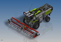 LEGO Technic - Combine Harvester (8274)