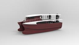 19m Catamaran-Party Boat