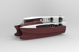 19m Catamaran-Party Boat