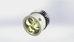 LED Spot X3
