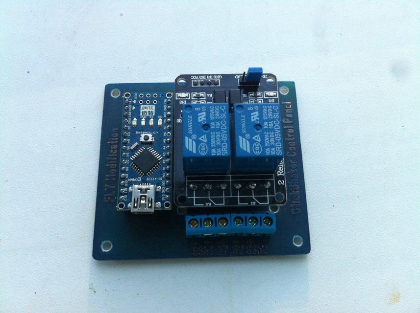Arduino Mini Shield 3d Cad Model Library Grabcad