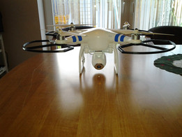 dji phantom 2 vision Prop Guard