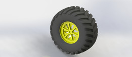 Toy Tire
