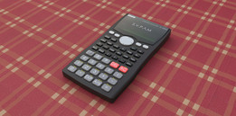 Casio-fx100 calculator