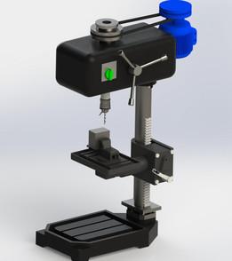 drill - Recent models   3D CAD Model Collection   GrabCAD Community