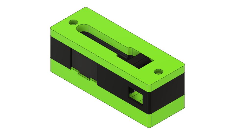 TTGO ESP 32 Case OLED | 3D CAD Model Library | GrabCAD