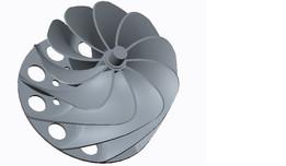 Comptessor Turbine