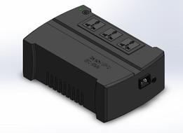 APC BACK-UPS ES 500VA 230V