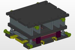 sac kalıp tasarımı VISI CAD/CAM
