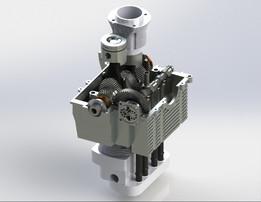 Volkswagen Type 1 (Beetle) motor