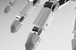 ZW3D lightweight humanoid hand
