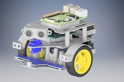 Robot Pepega