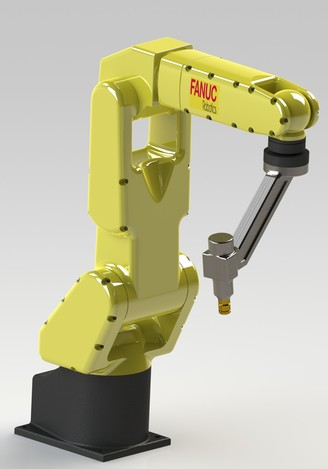 FANUC 50iC 5L robotic arm