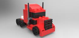 Lego Truck ( 8664 )