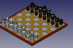Standard Part Chess