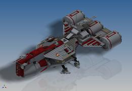 LEGO Star Wars - Republic Frigate (7964)