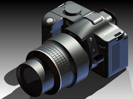 Nikon D3100 w/ 18-55mm lens