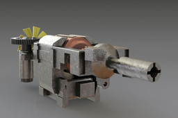 mixer engine
