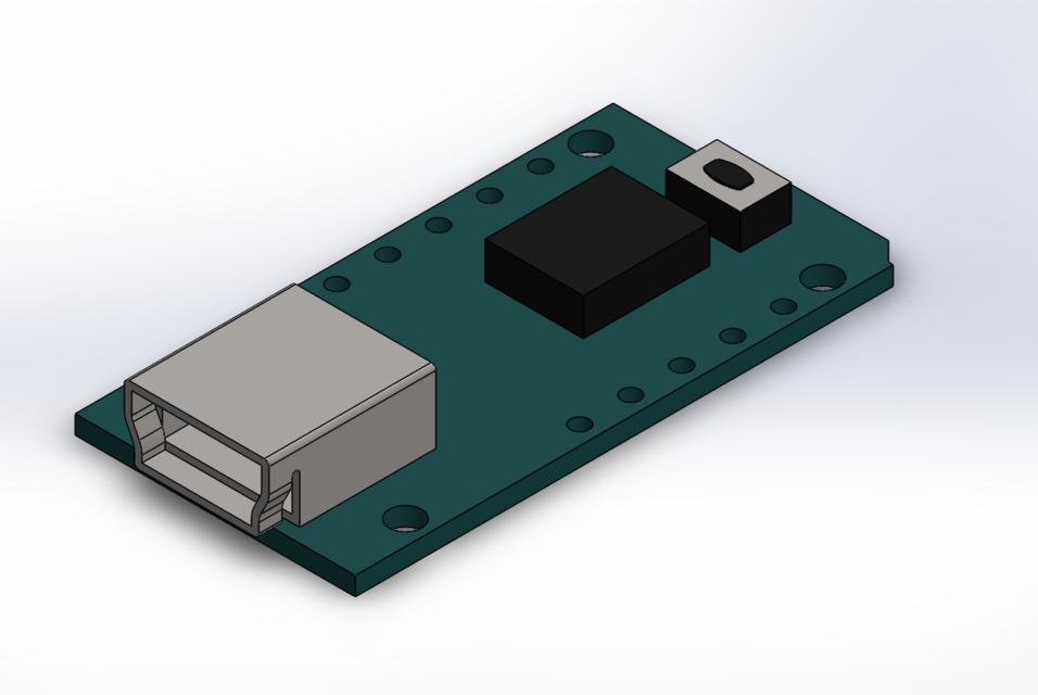 Adafruit Pro Trinket - 3V 12MHz | Arduino | Plattformen | EXP Tech