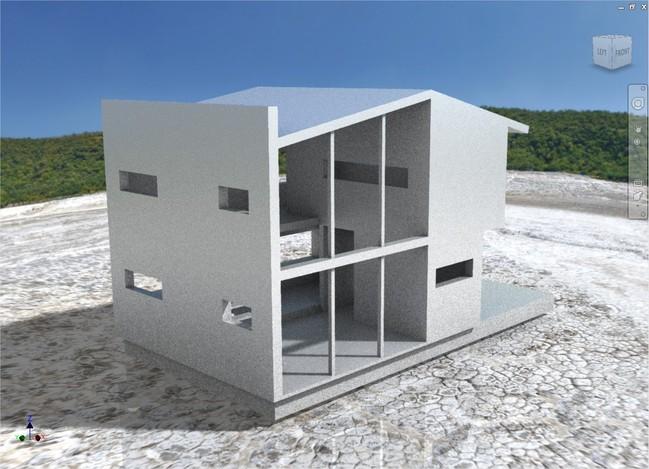 House autodesk inventor stl 3d cad model grabcad for Autodesk home design