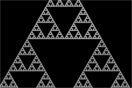 Sierpinski Triangle (10 Level)