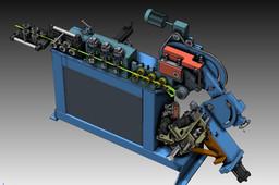 IRONCAD 2014 - Ring Bending Machine