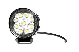 27w Round LED Work Light 30 Degree Spot Light