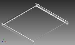 Adjustable Solar Panel Rack Holder