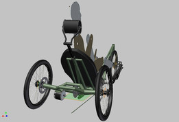 Bicycle Trike