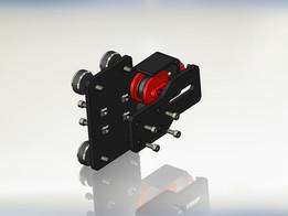 X-axis belt tensioner Tevo Tarantula
