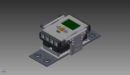 NXT Brick Mount