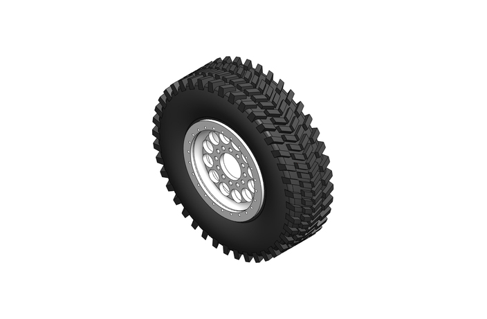 TIRE WHEEL ASSEMBLY