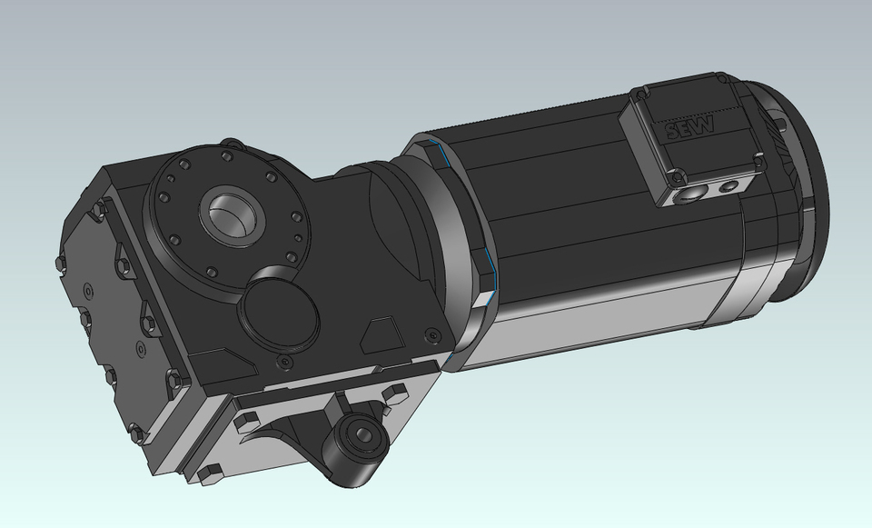 Sew-eurodrive products: cmp synchronous servomotors.