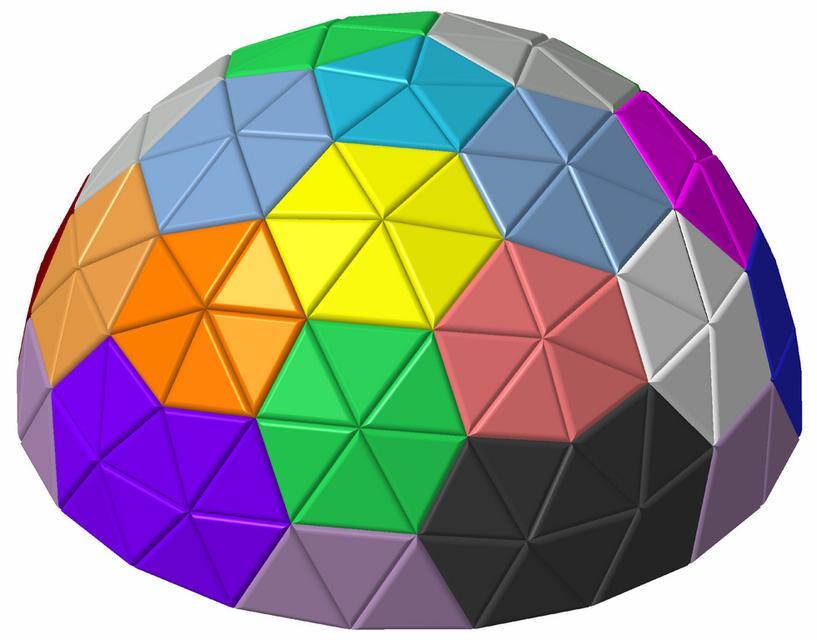 geodesic - Recent models | 3D CAD Model Collection | GrabCAD ...