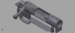 Single-Shot Push-Feed .308WIN