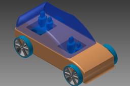 Automoblox Car